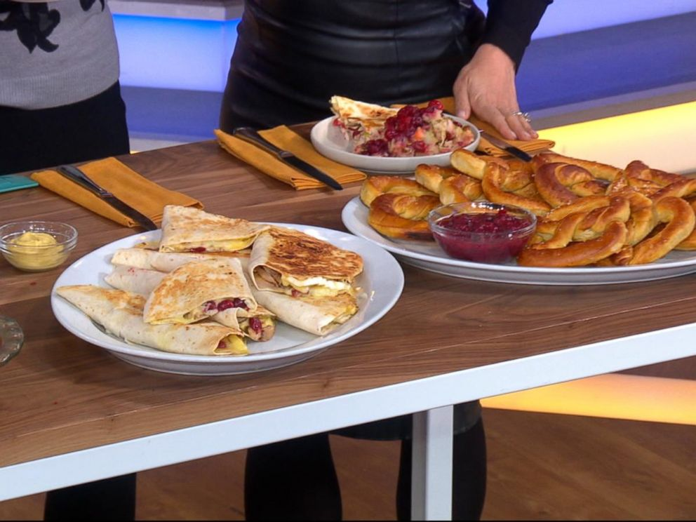 VIDEO: 3 ways to use your leftover Thanksgiving cranberries