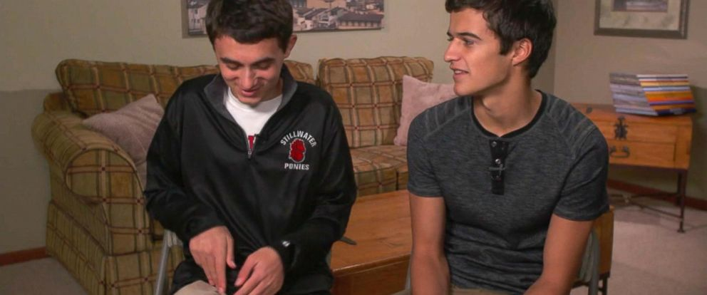 VIDEO: High school wrestling captains friendship with autistic teen inspires others