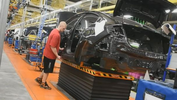GM to shutter 5 factories, cut 14,000 jobs