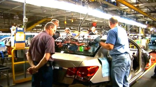 General Motors workers seek answers amid shutdown plans