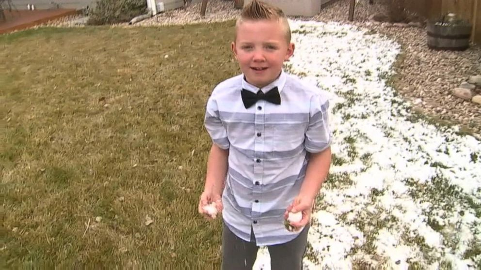 483aea79549 9-year-old Colorado boy throws first legal snowball after overturning 100- year-old ban - ABC News