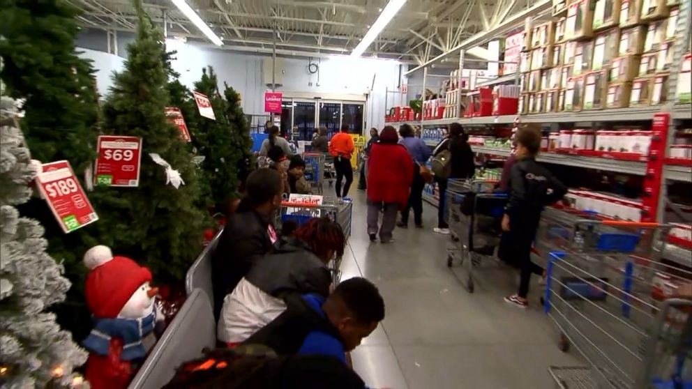 Tyler Perry pays off layaway items at 2 Georgia Walmart