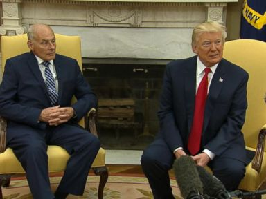 WATCH:  White House scrambles to find chief of staff