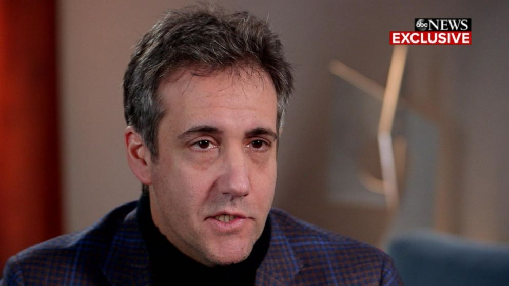 VIDEO: Trump knew payments were wrong, Cohen says