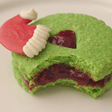 25 Days Of Cookies Karlie Kloss Molasses Sugar Cookies Gma