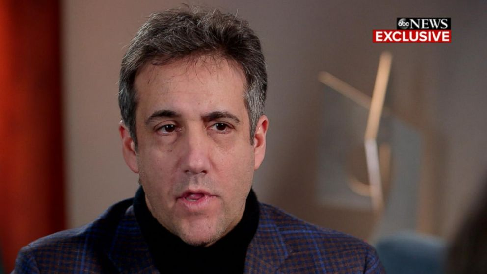 VIDEO: Cohen on Trump as president: 'He's a very different individual'