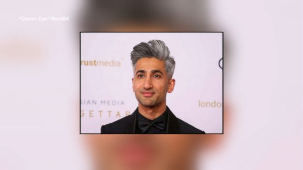Tan France of 'Queer Eye' accuses TSA of racial profiling