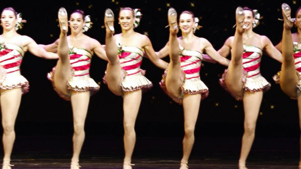 Rockettes Christmas Tour.Behind The Scenes At The Rockettes Christmas Spectacular