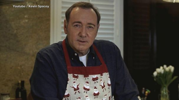 Kevin Spacey releases video amid new allegations