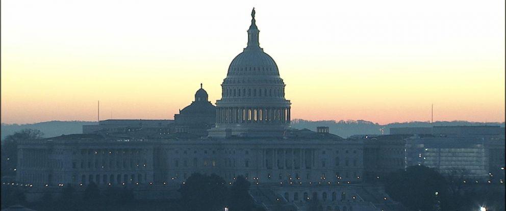 VIDEO: Senate returns to work on Sixth day of authorities shutdown