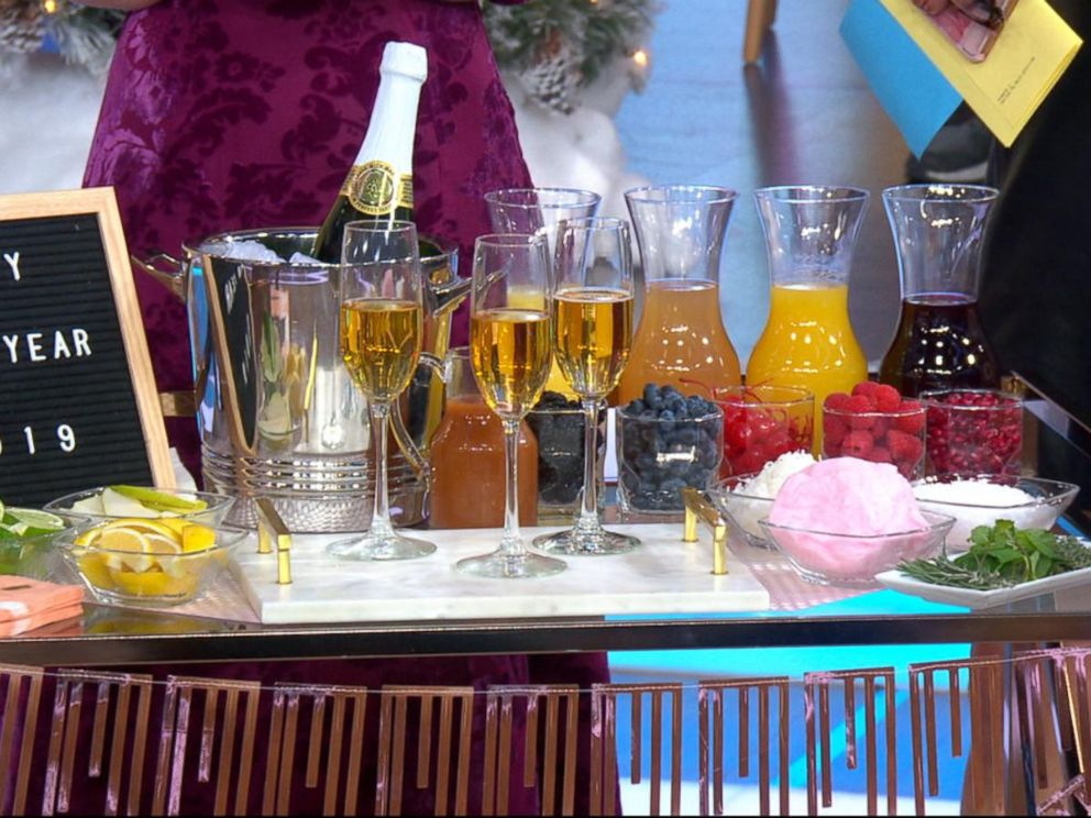 VIDEO: How to throw the ultimate New Years Eve party