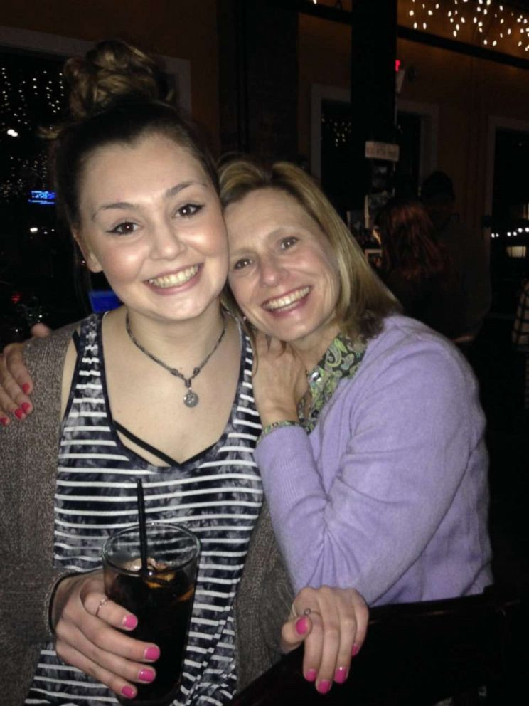 PHOTO: It was late March in 2017 when Madalyn Massabni flew home from college to spend her 19th birthday with her mother, Dawn. Maddy would die days later from Toxic Shock Syndrome.