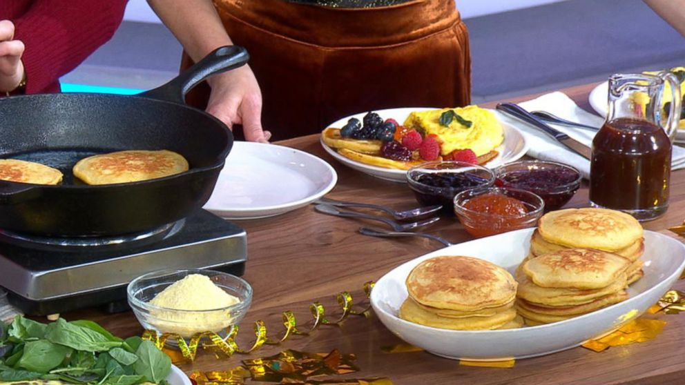 Alex Guarnaschelli Shares Her New Years Day Recovery Brunch Recipe