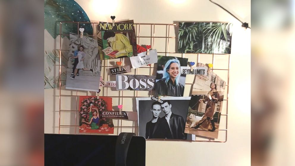 VIDEO: Set yourself up for success in 2019 with these unique vision boards