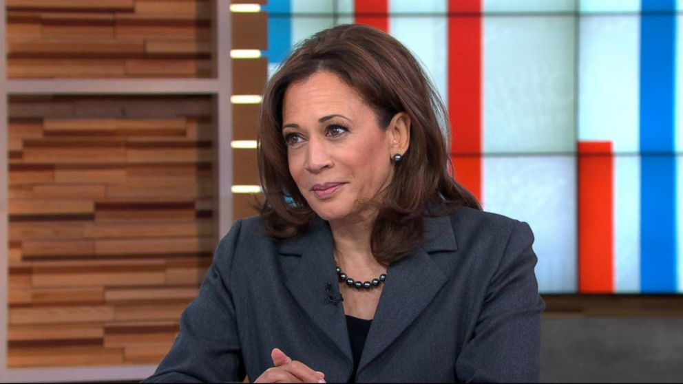 Sen  Kamala Harris says her mother was a big influence in