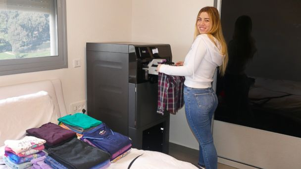 This machine will fold all your laundry for you