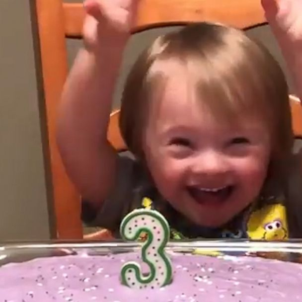 This 3 Year Olds Reaction To His Birthday Cake Is How We All Feel Inside