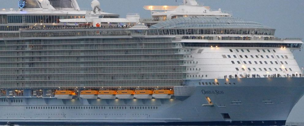 VIDEO: Cruise cut short after nearly 300 onboard fall ill