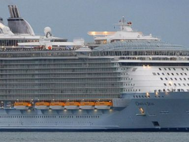 WATCH: Cruise cut short after nearly 300 onboard fall ill