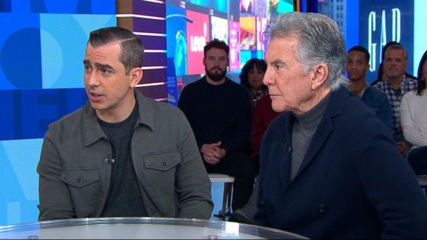 John Walsh And Callahan Walsh Dish On Their New True Crime Show Gma Join facebook to connect with callahan walsh and others you may know. john walsh and callahan walsh dish on their new true crime show