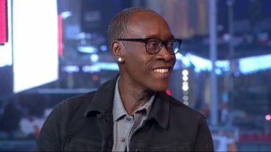Don Cheadle and Regina Hall discuss their new show 'Black Monday