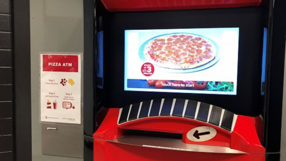 VIDEO: Pizza ATM at Ohio State is what dreams are made of