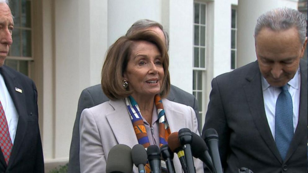Trump postpones Pelosi's trip 'due to shutdown' after she called for State of the Union delay