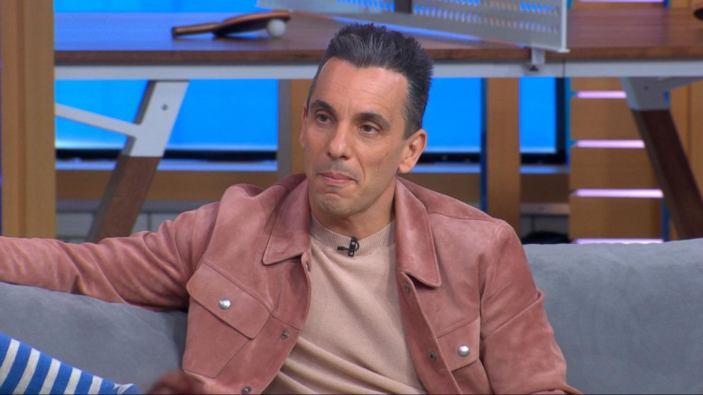 Sebastian Maniscalco has thoughts about the Cheesecake Factory