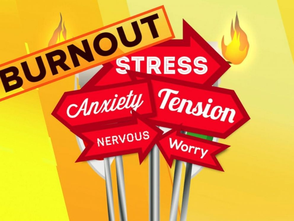 VIDEO: How to prevent suffering from burnout