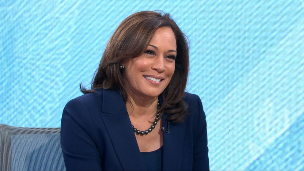Sen Kamala Harris Announces She Will Run For President In 2020 Abc News