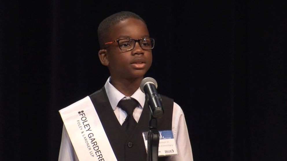 Children Give Speeches Inspired By Martin Luther King Jr Video