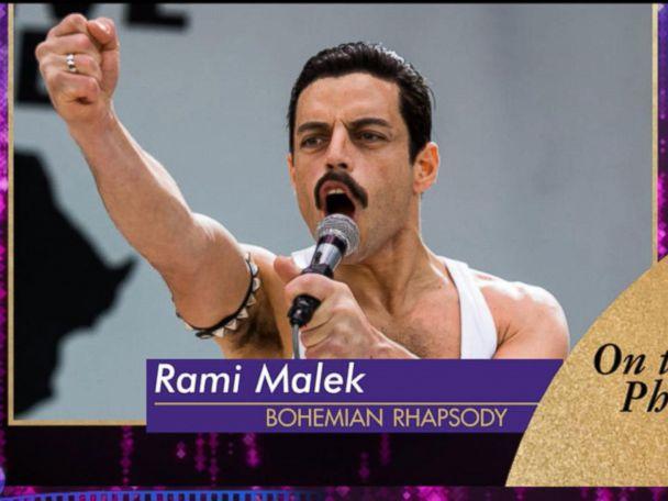 WATCH:  Rami Malek on 'emotional' Oscar nomination