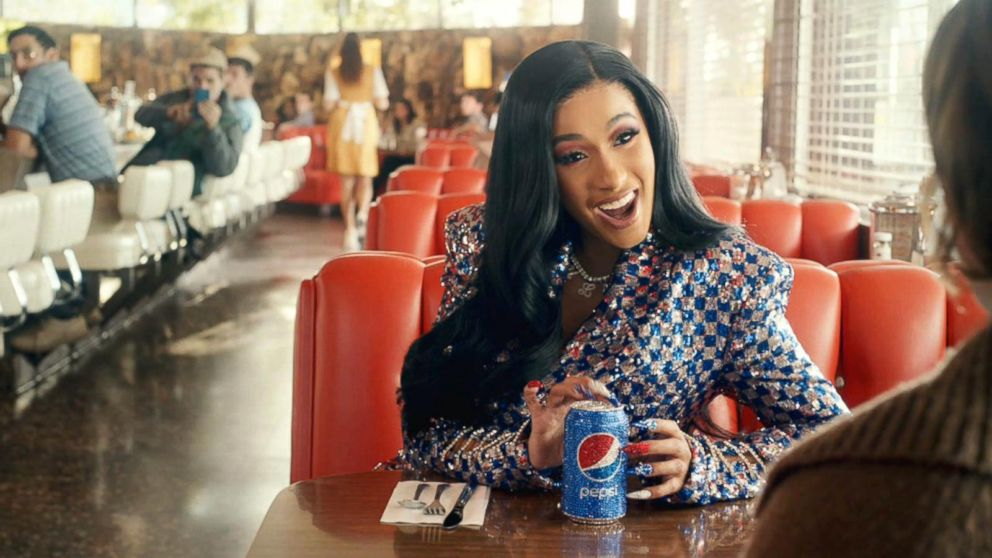 VIDEO: First look at Steve Carrell and Cardi B in Pepsis 2019 Super Bowl ad