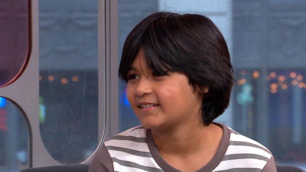 ef43cc896eaf 10-year-old kid genius Kairan Quazi Video - ABC News