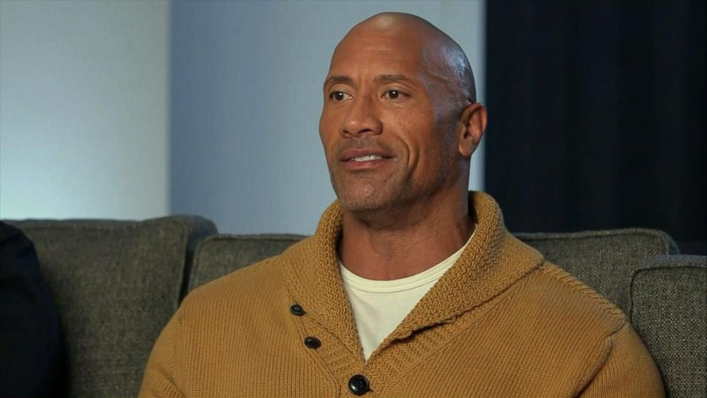 Dwayne 'The Rock' Johnson on why his new film hits so close