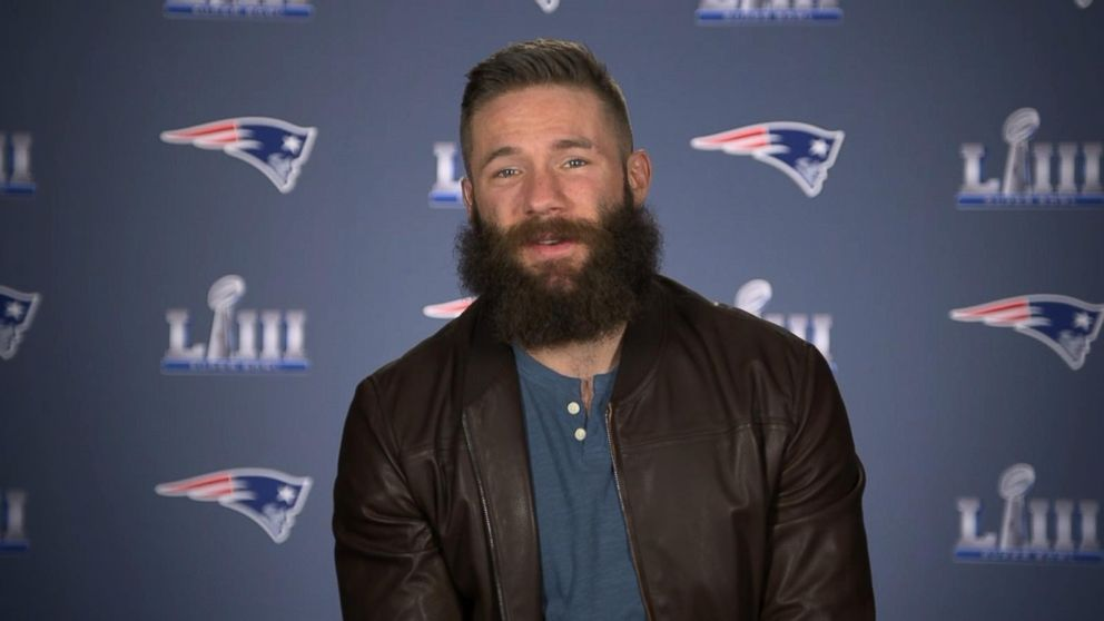 59d408afd7f4e6 Super Bowl LIII: New England Patriots' Julian Edelman says victory and MVP  honors 'hasn't sunken in yet' - ABC News