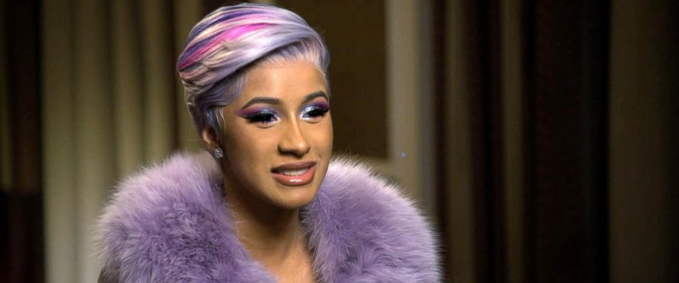 VIDEO: Cardi B opens up about balancing work and motherhood