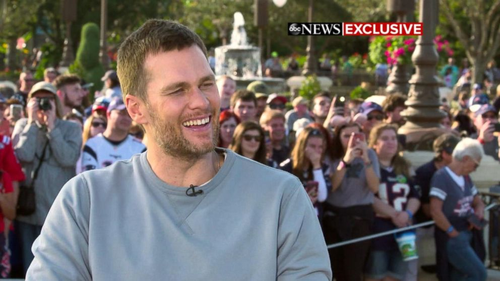 f4457497d6184a Did Tom Brady just announce he's retiring? - ABC News