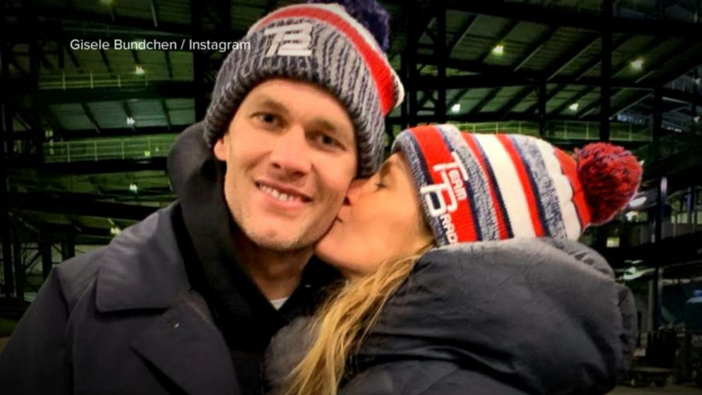 Tom Brady shares Gisele's 'emotional' reaction to Super Bowl win