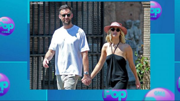 Jennifer Lawrence reportedly engaged to Cooke Maroney