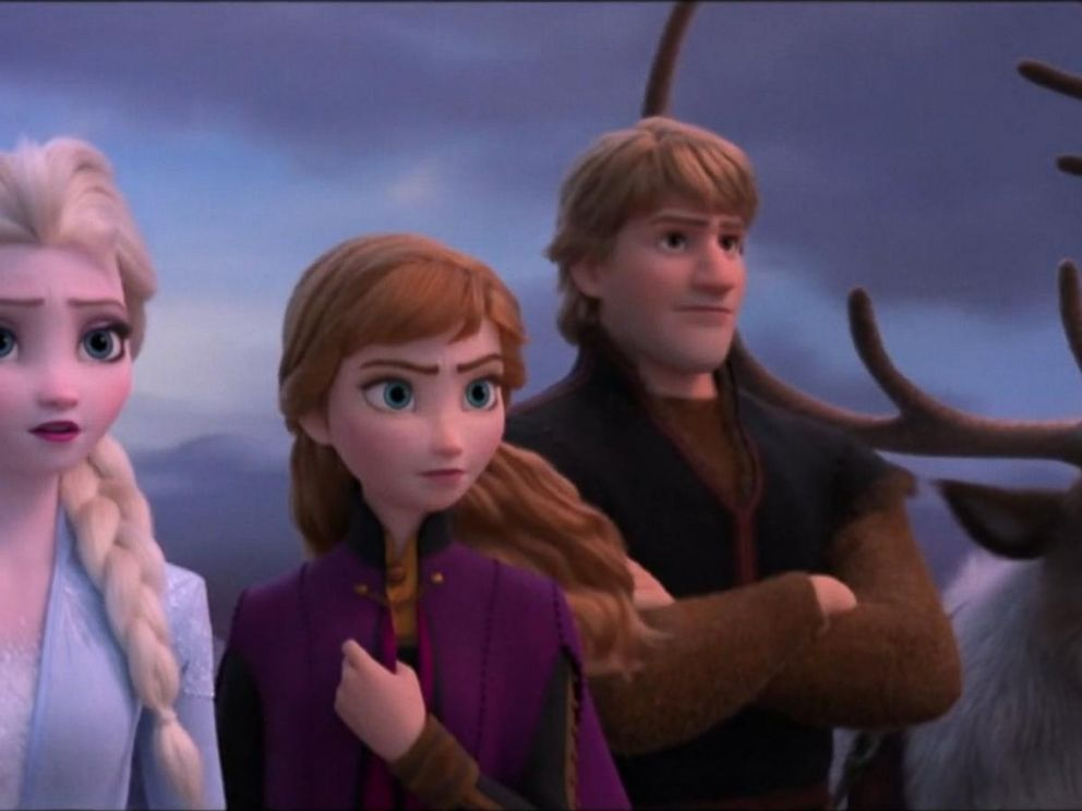 First 'Frozen II' Poster Gets All Misty