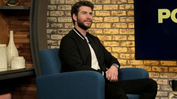 Newlywed Liam Hemsworth talks his new film, 'Isn't It Romantic'
