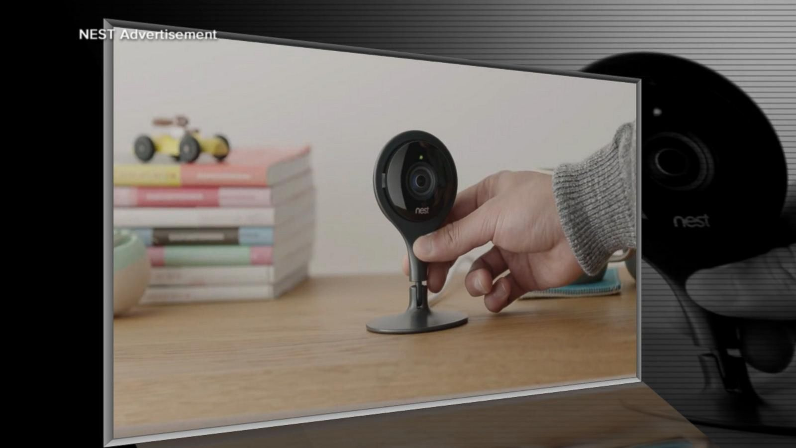 Is your 'nest camera' being hacked?