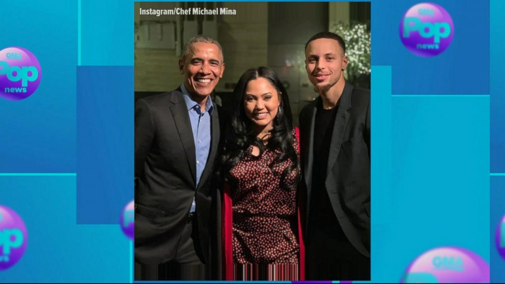 d38ccdc75cd 44th President Barack Obama s  O-bomber  jacket is breaking the internet -  ABC News