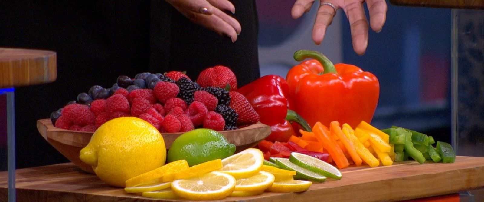 VIDEO: Learn how to winterize your diet
