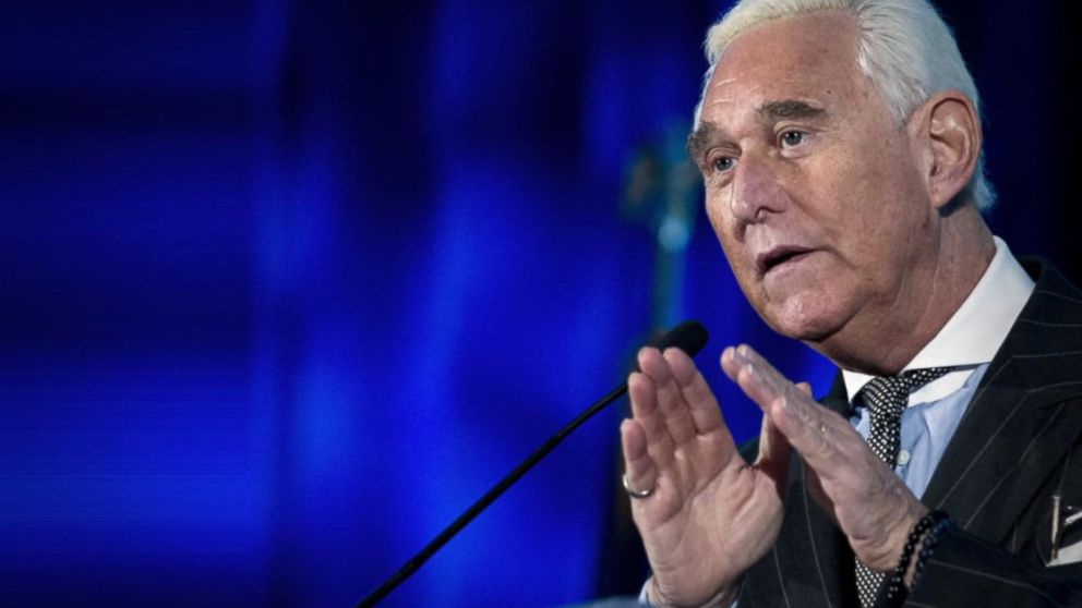 Judge finds longtime Trump confidante Roger Stone in violation of gag order