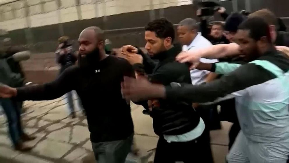 Empire' actor Jussie Smollett joins a list of suspects claiming to