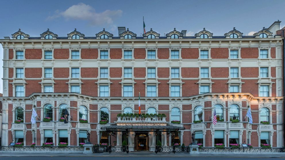 Dublin hotel's genealogy butler helps guests find their Irish roots