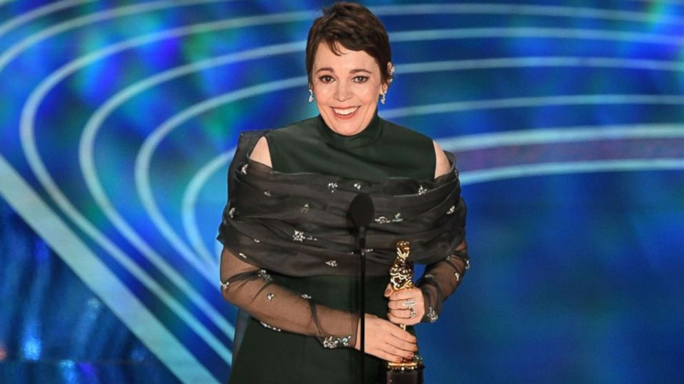 2019 Best Actress Olivia Colman wins best actress award at 2019 Oscars   ABC News