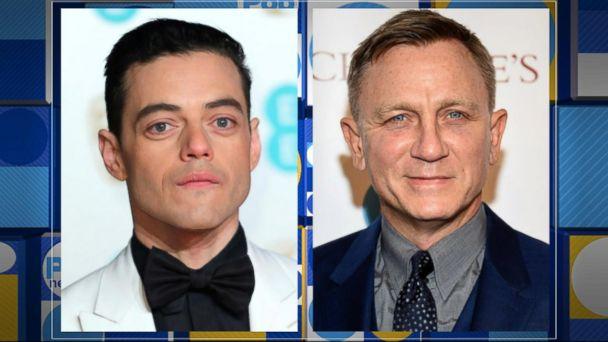 Rami Malek to reportedly play next 'Bond' villain